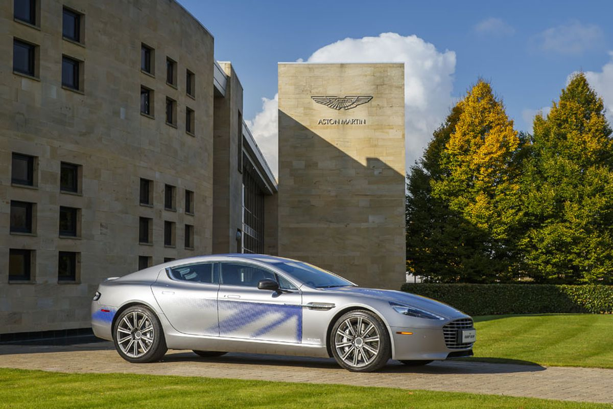 Aston Martins Electric Sports Car Becomes Even More Elusive Thanks - Build your own aston martin