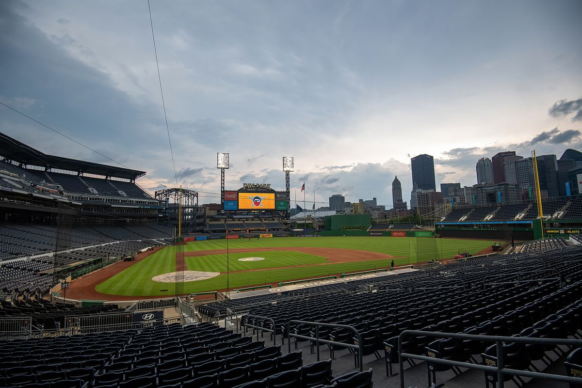 Pittsburgh Pirates Summer Workouts