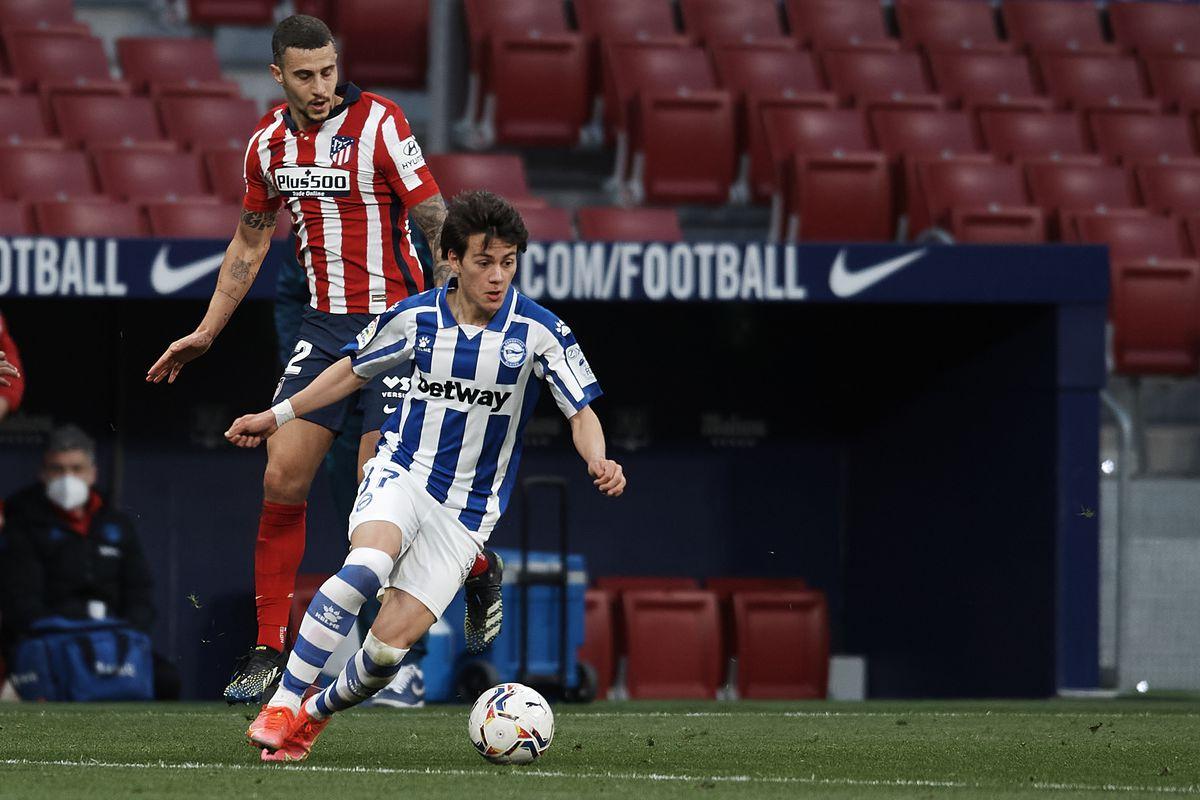 Atletico de Madrid v Deportivo Alaves - La Liga Santander