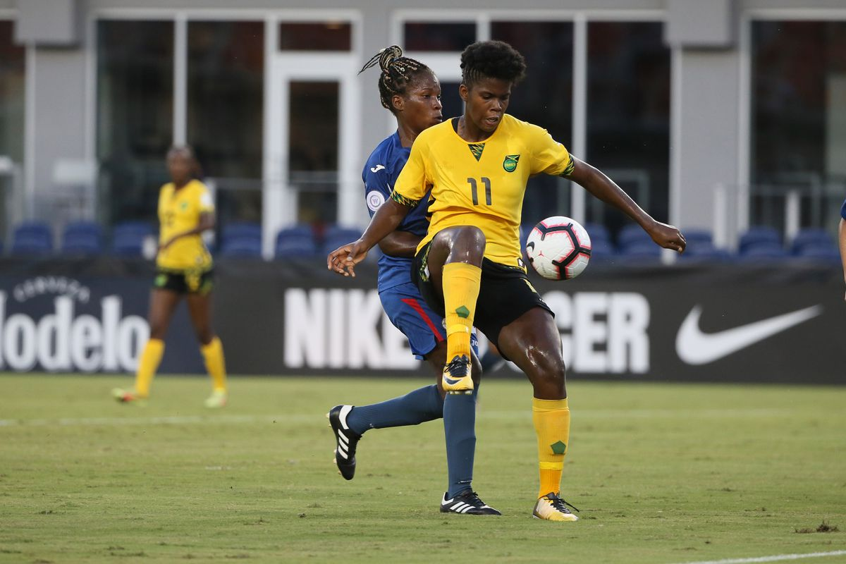 Soccer: 2018 CONCACAF Women's Championship-Cuba at Jamaica