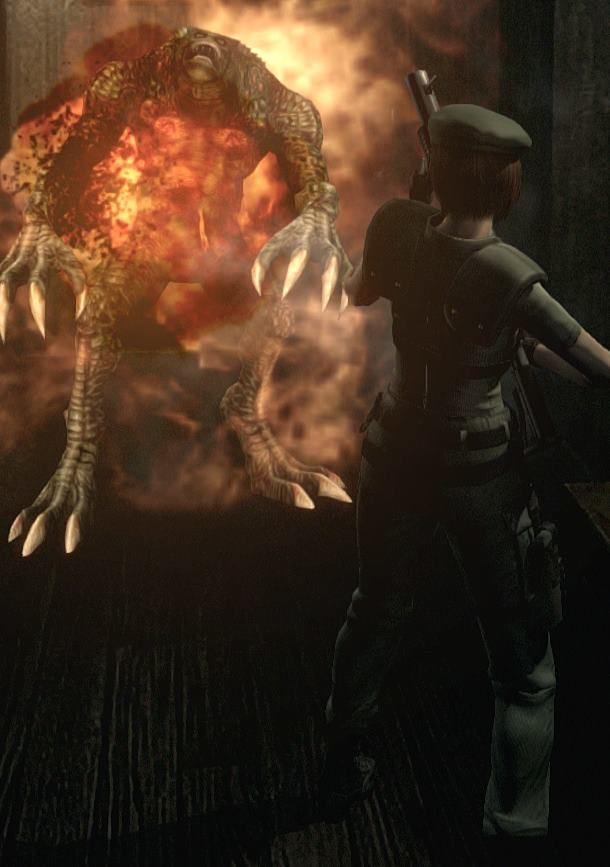 Resident Evil HD remaster review: dawn of the dead | Polygon