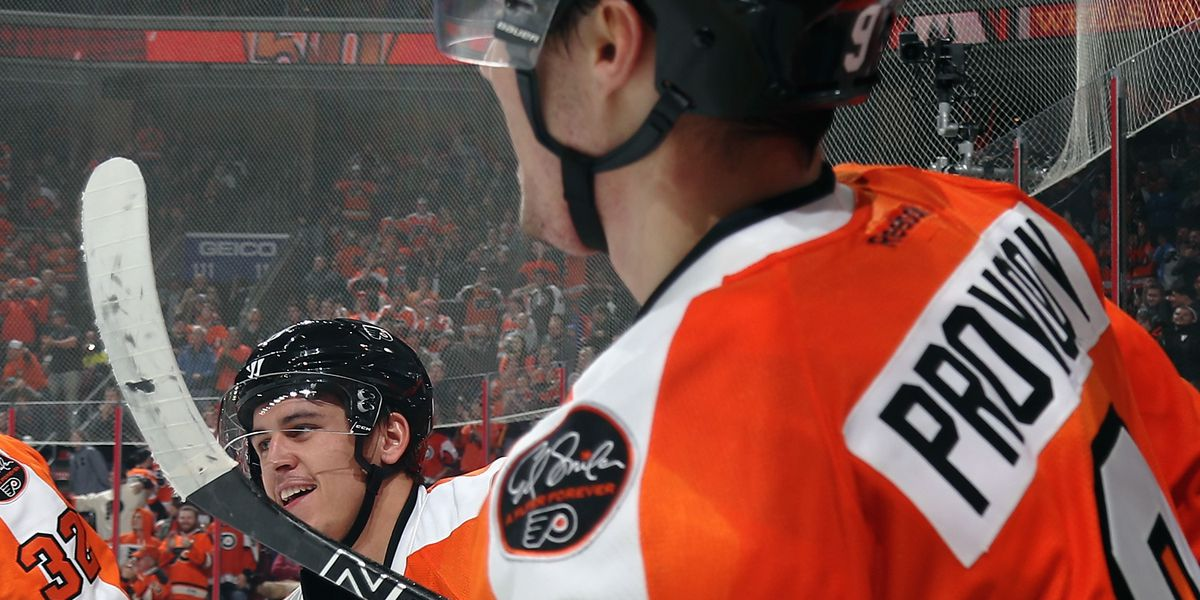 Monday Morning Fly By: Travis, let's go  - Broad Street Hockey