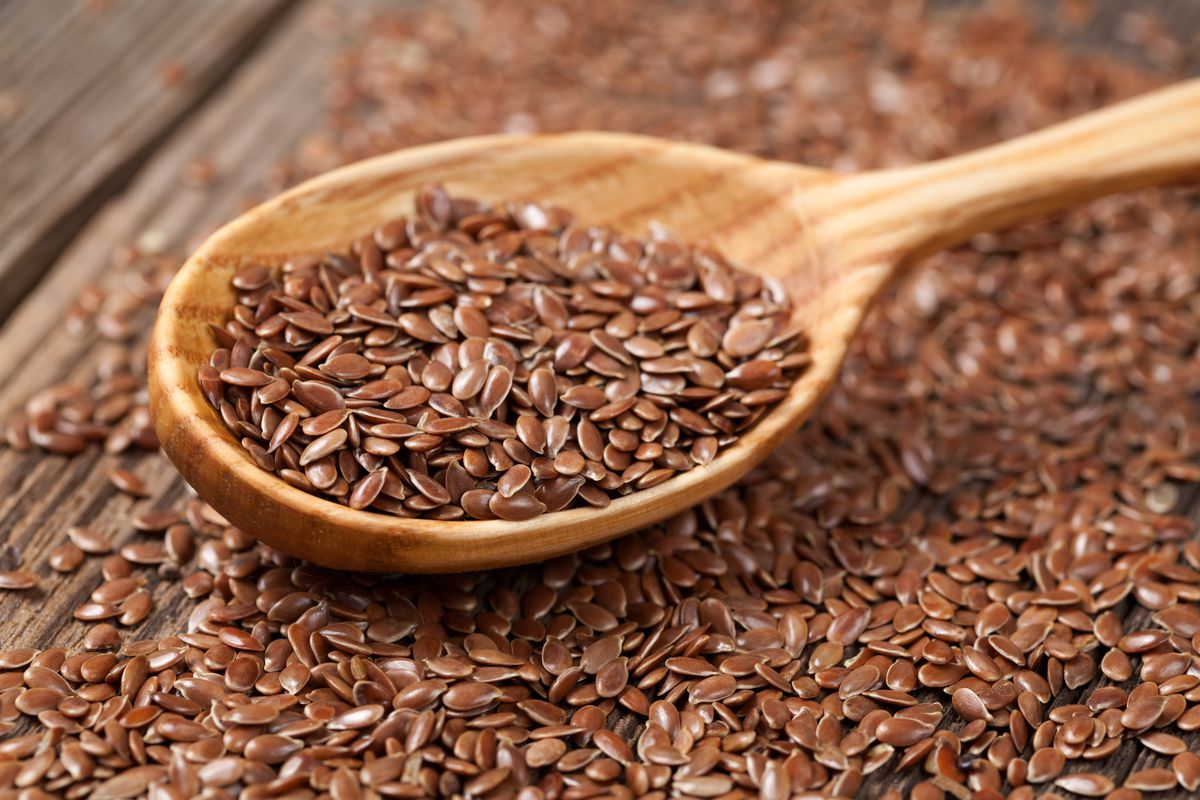 Flax health benefits are many
