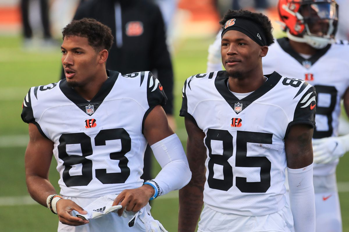 NFL: NOV 01 Titans at Bengals