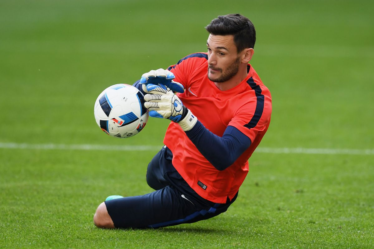 France Training Session and Press Conference - UEFA Euro 2016