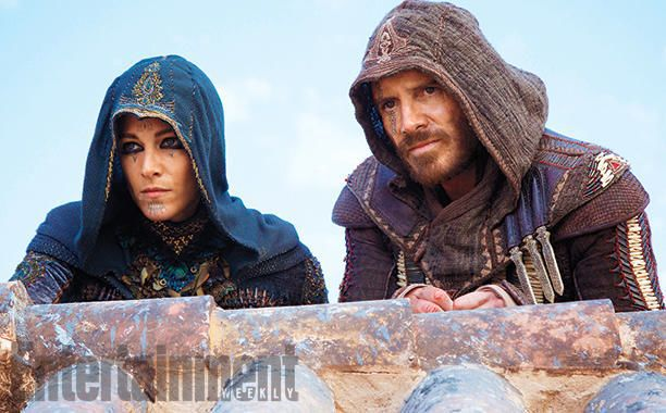 assassin's creed entertainment weekly