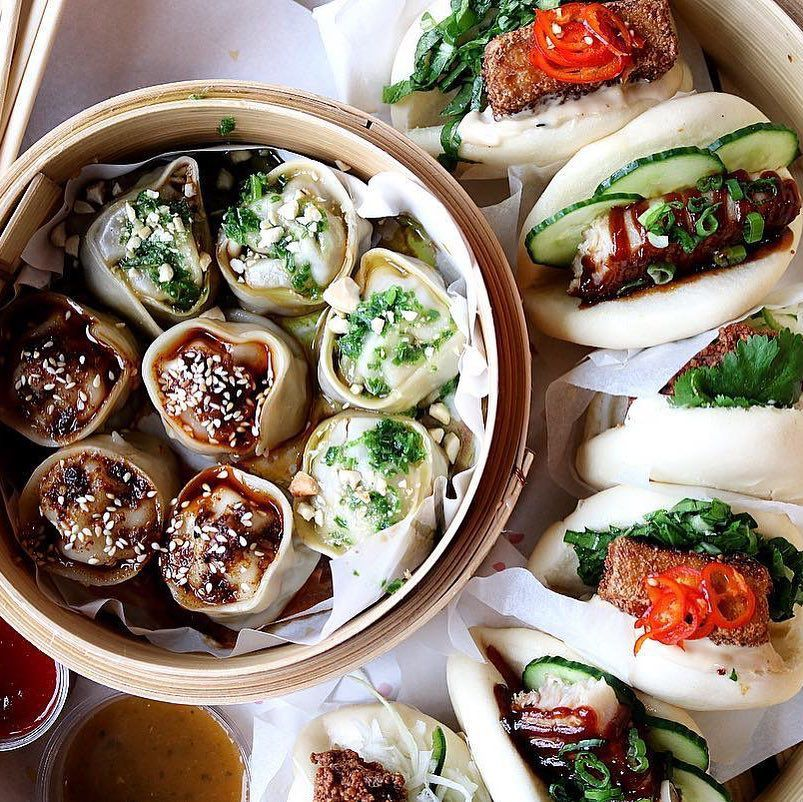 STEAMED BUNS ICA