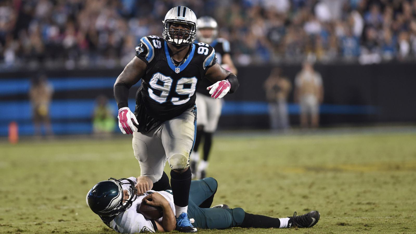 Kawann Short and the Panthers defense are showing Carolina is more
