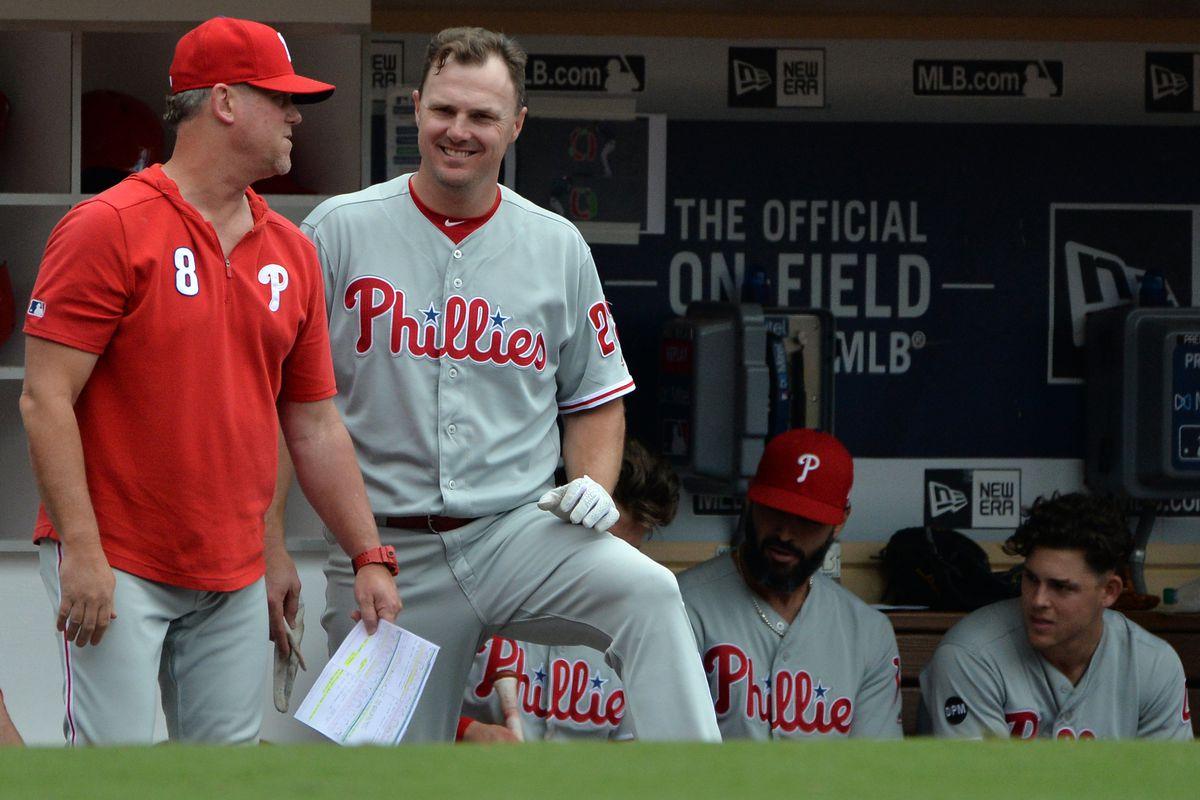 MLB: Philadelphia Phillies at San Diego Padres