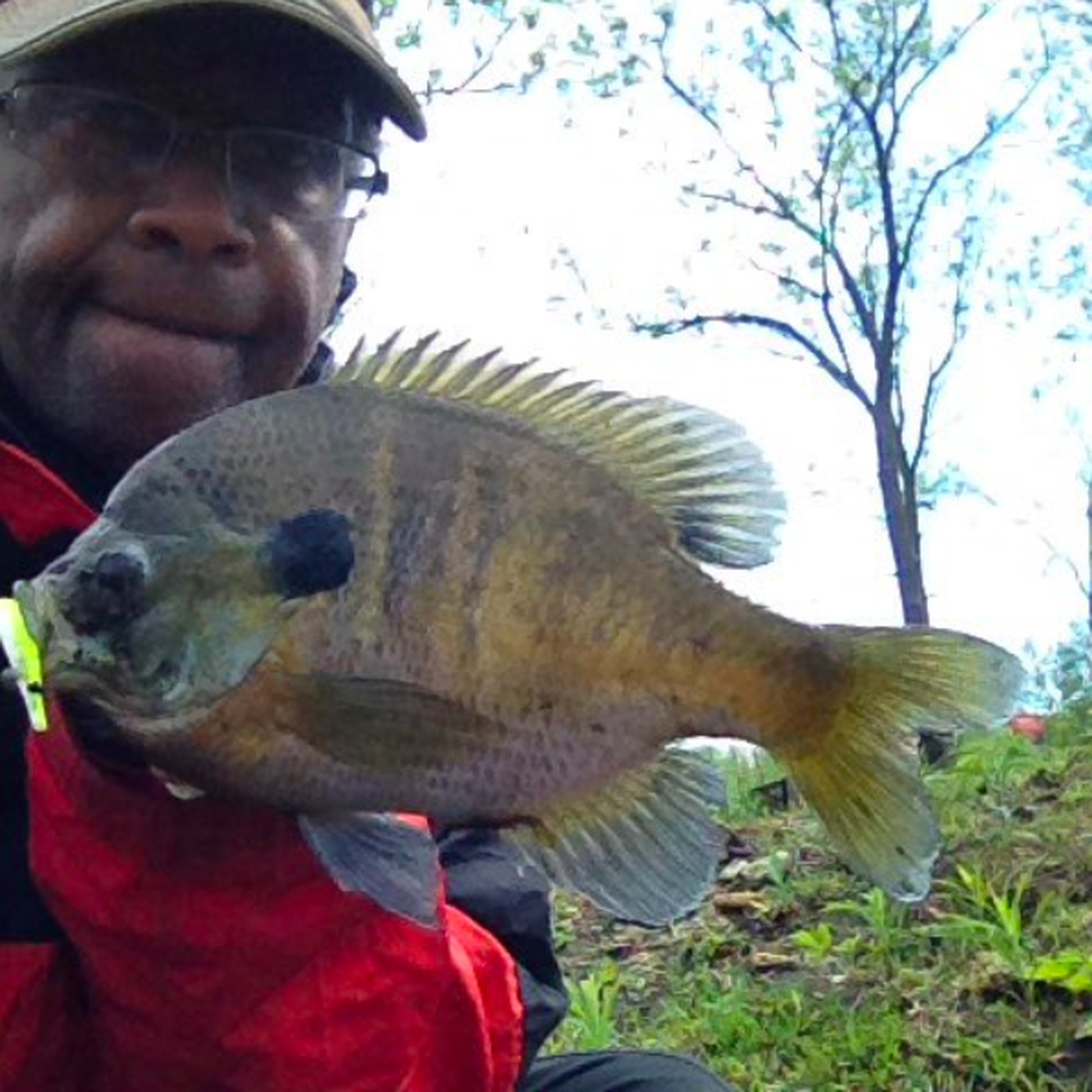 Crappie, coho, spring (sorta) in Chicago fishing: Midwest