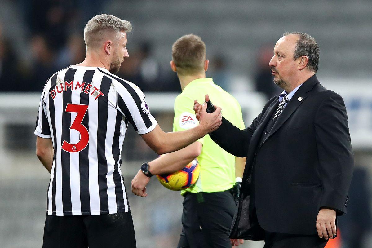 Newcastle United v Burnley FC - Premier League