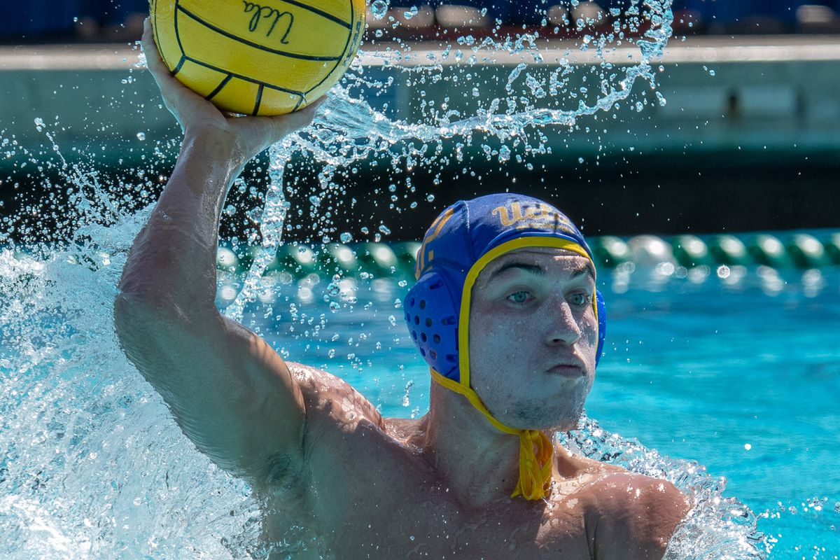 UCLA Men's Water Polo Faces San Jose State