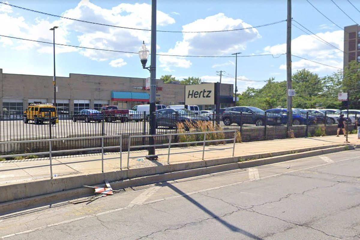 Multiple cars were stolen during a burglary overnight from March 17-18 at Hertz Car Rental, 4621 W. Belmont Ave.
