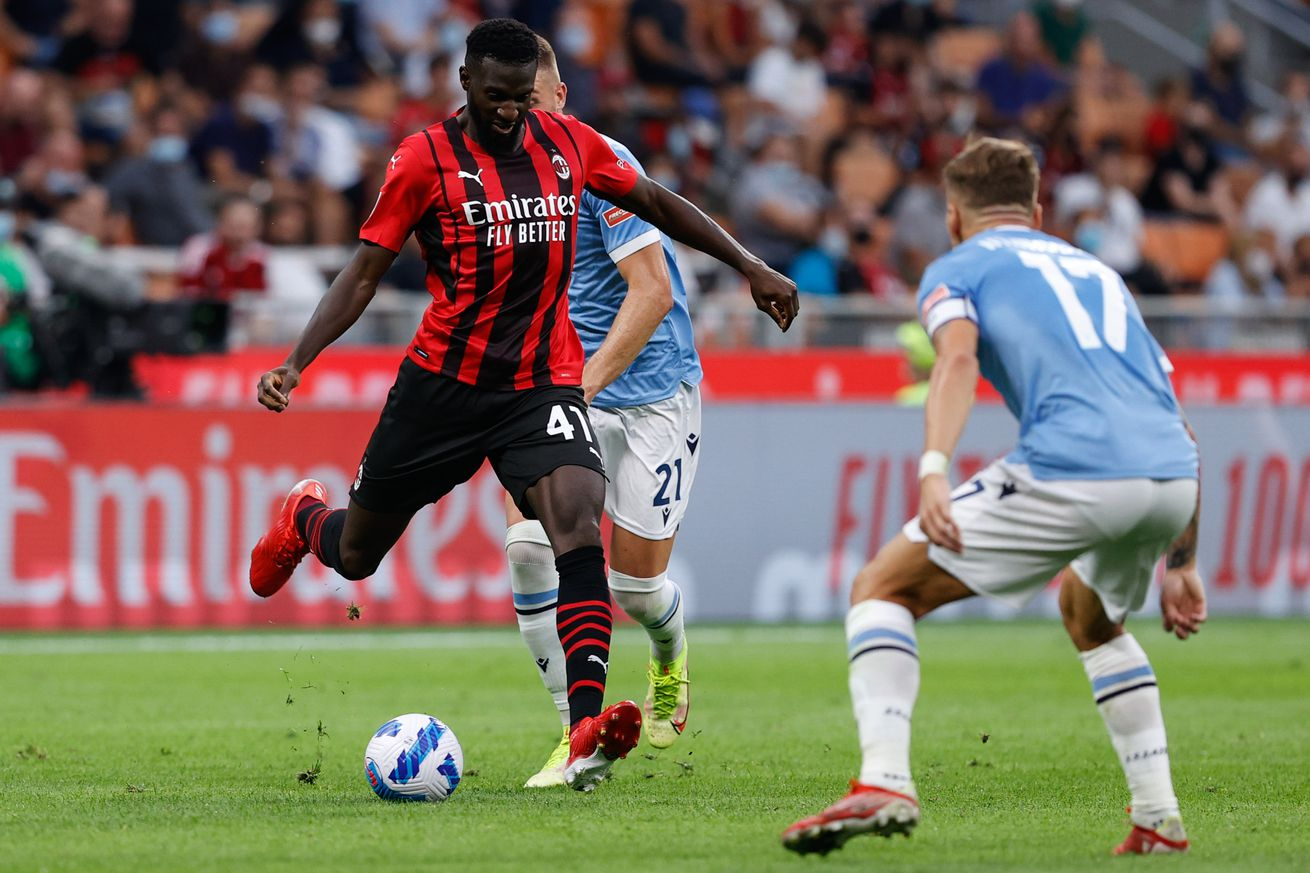 Official: AC Milan Lodge Complaint Over Racist Abuse Of Tiemoue Bakayoko In Lazio Match