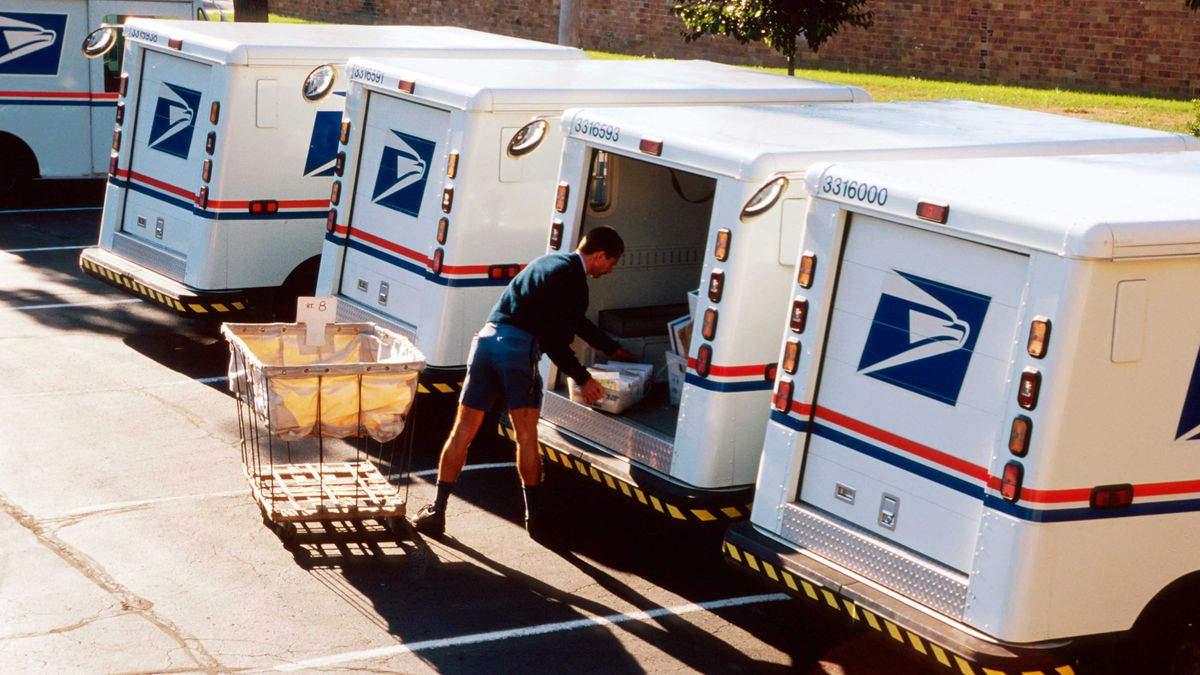 USPS and coronavirus: A no-brainer stimulus idea is to ...