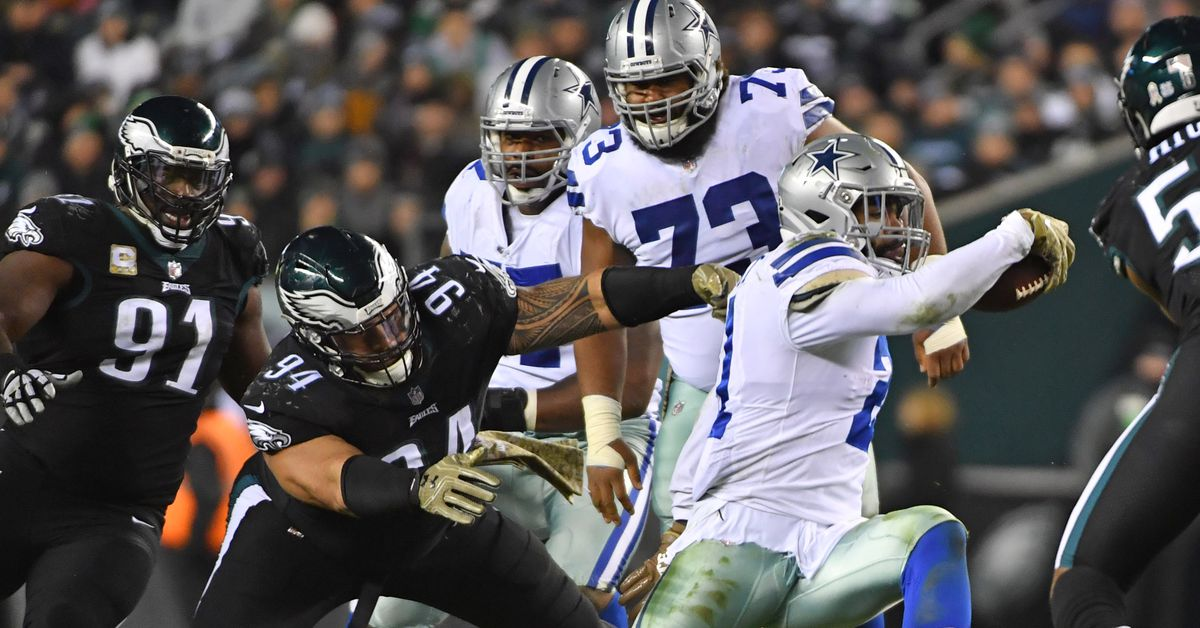 NFL Week 14 game-by-game predictions: Cowboys favored over the Eagles