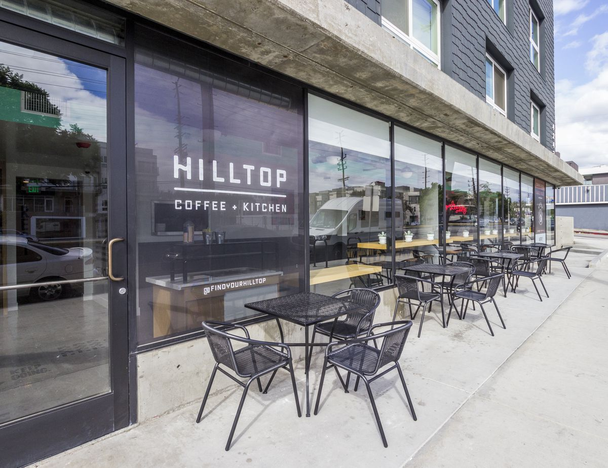 Hilltop Coffee + Kitchen in Los Angeles, California