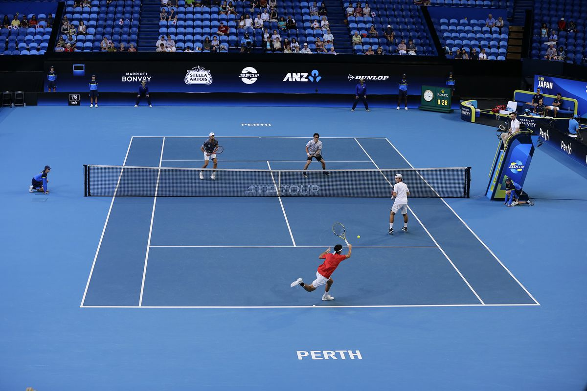 2020 ATP Cup - Perth: Day 4