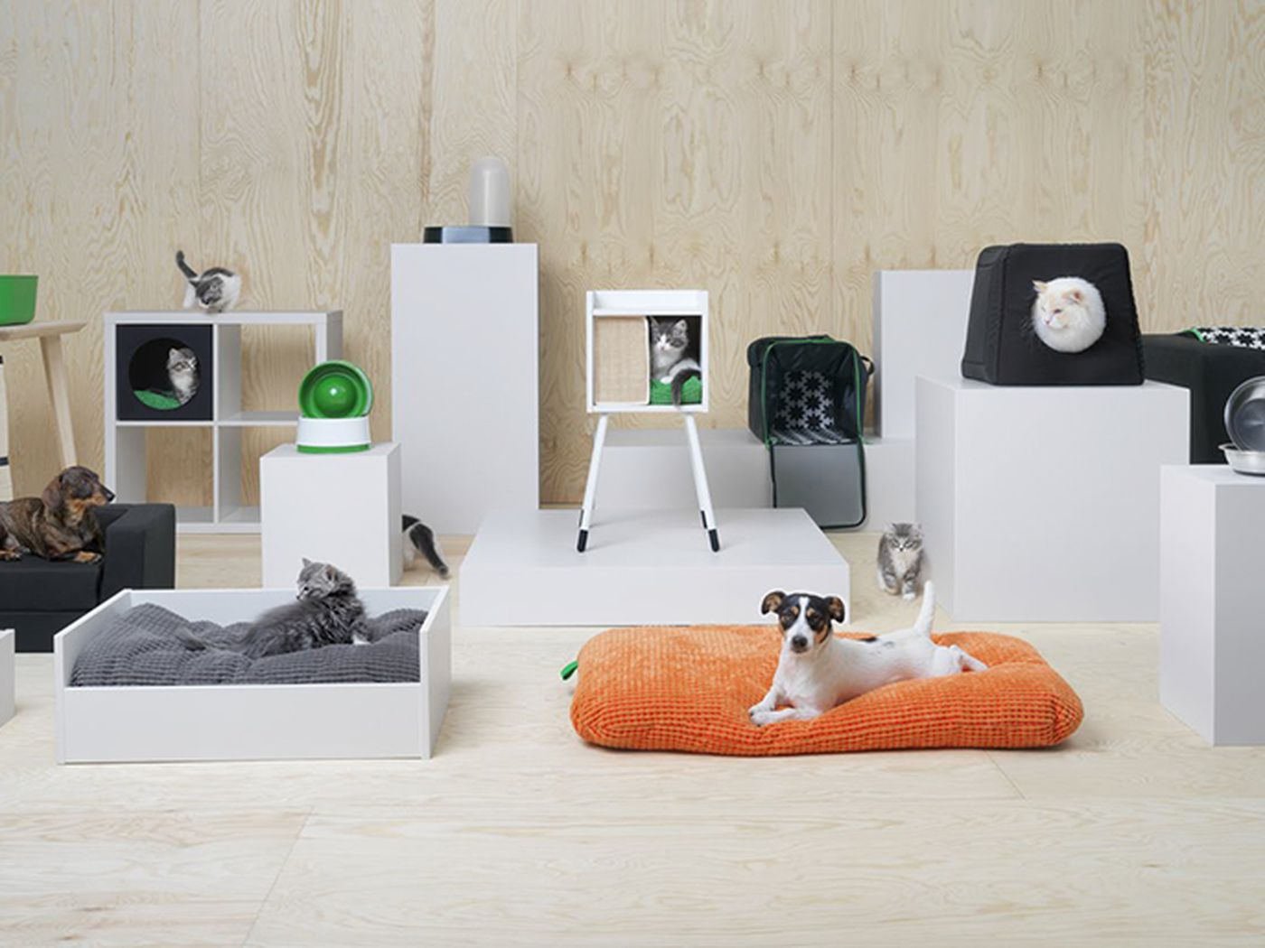 Design Kast Ikea : Ikea launches pet furniture collection curbed