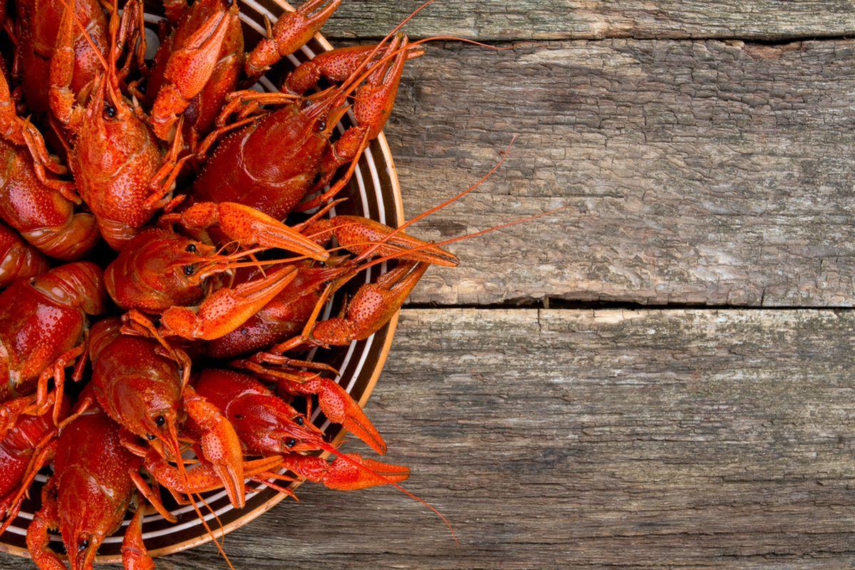 Crawfish Shutterstock