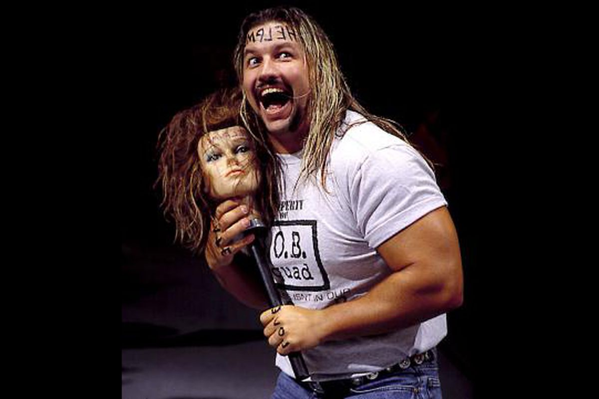 Hi My Name Is Al Snow Cageside Seats