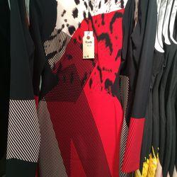 Dress, size 4, $695 (was $1,395)