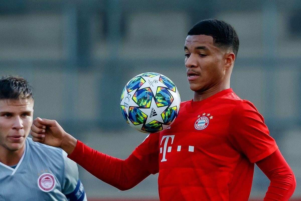 FC Bayern Munich U19 v FC Olympiacos U19 - UEFA Youth League