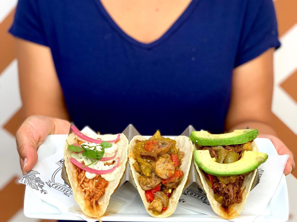 Tacos at Makers & Finders
