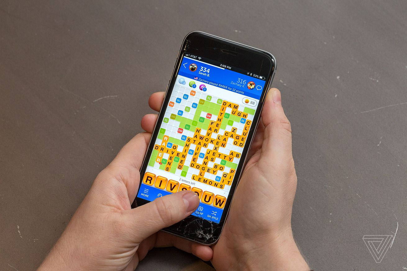 words with friends 2 is a new kind of video game sequel