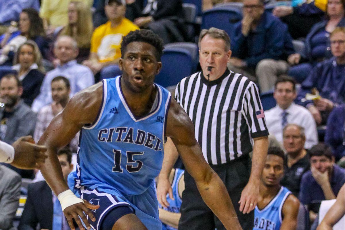 NCAA BASKETBALL: FEB 01 Citadel at Chattanooga