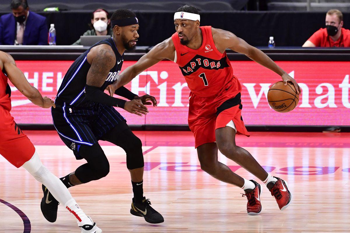 Orlando Magic v Toronto Raptors