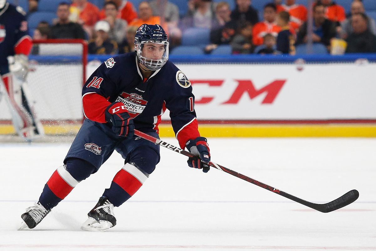 2018 NHL draft results  Blackhawks select center Jake Wise with No. 69 pick d177ac2499e
