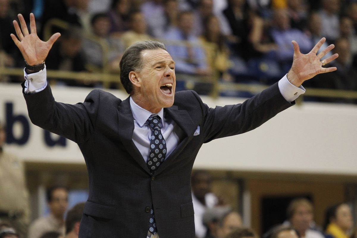 Jamie Dixon is excited for the ACC schedule...are you?
