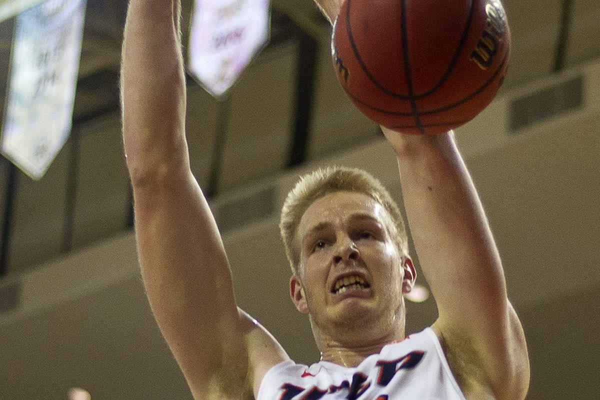 NCAA Basketball: Wake Forest at Texas-El Paso