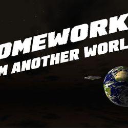 Homework from Another World (Oculus)