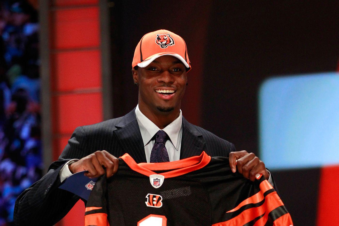 quality design 8f533 4d17f Cincinnati Bengals 2018 NFL Draft: News, mock drafts ...