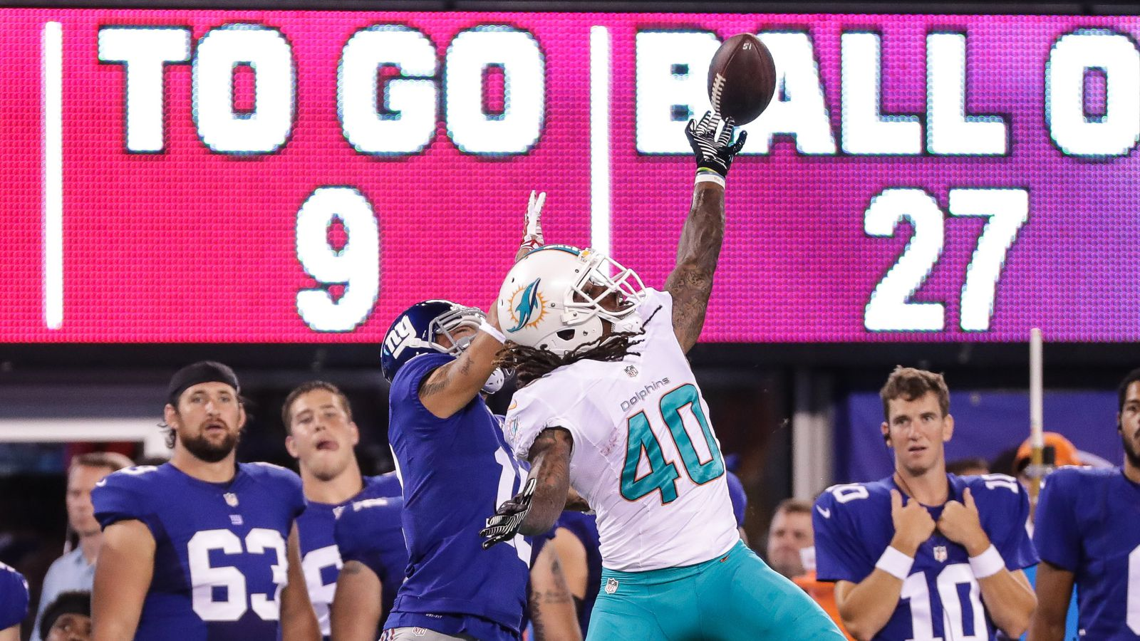Dolphins roster cuts 2016: Lafayette Pitts out - The Phinsider