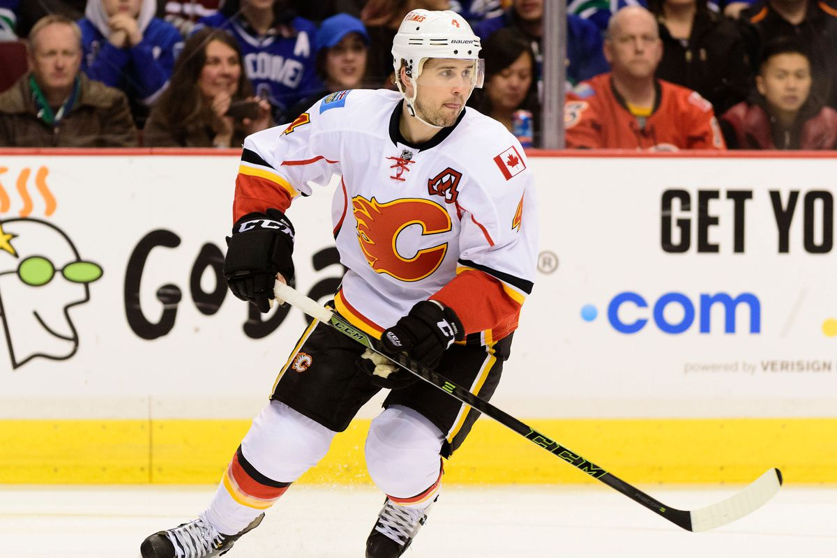 Kris Russell is a Star and the Flames are better for it.