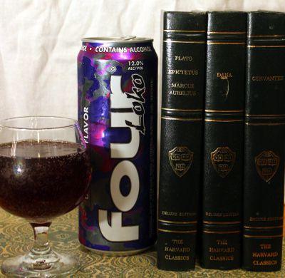Four Loko Uva Berry