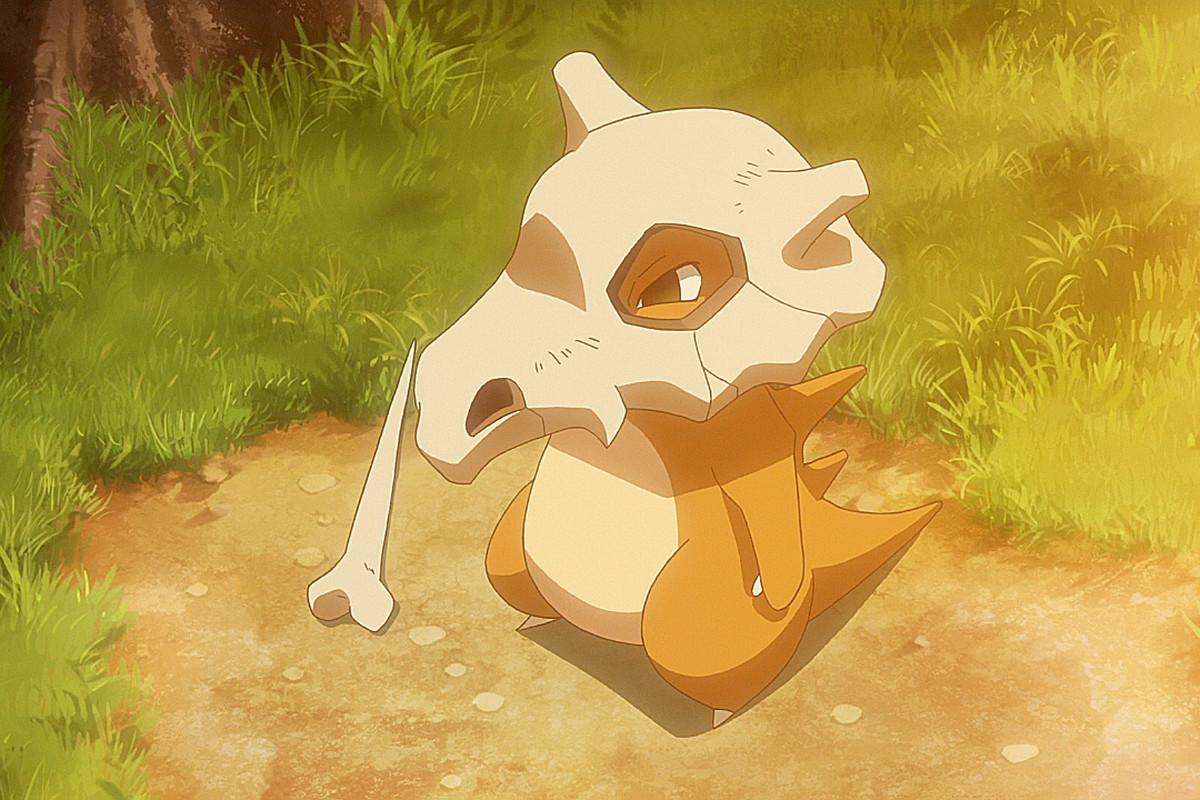 Cubone in Pokémon Origins