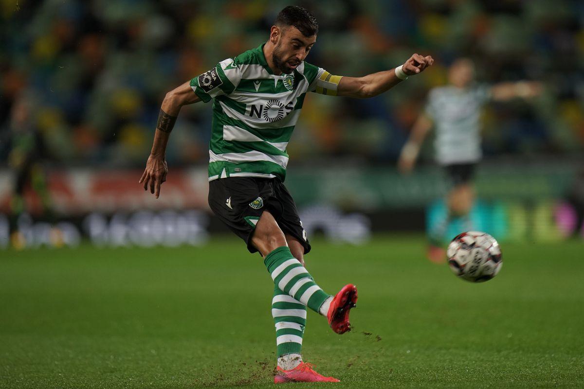 Sporting CP v CS Maritimo - Liga NOS
