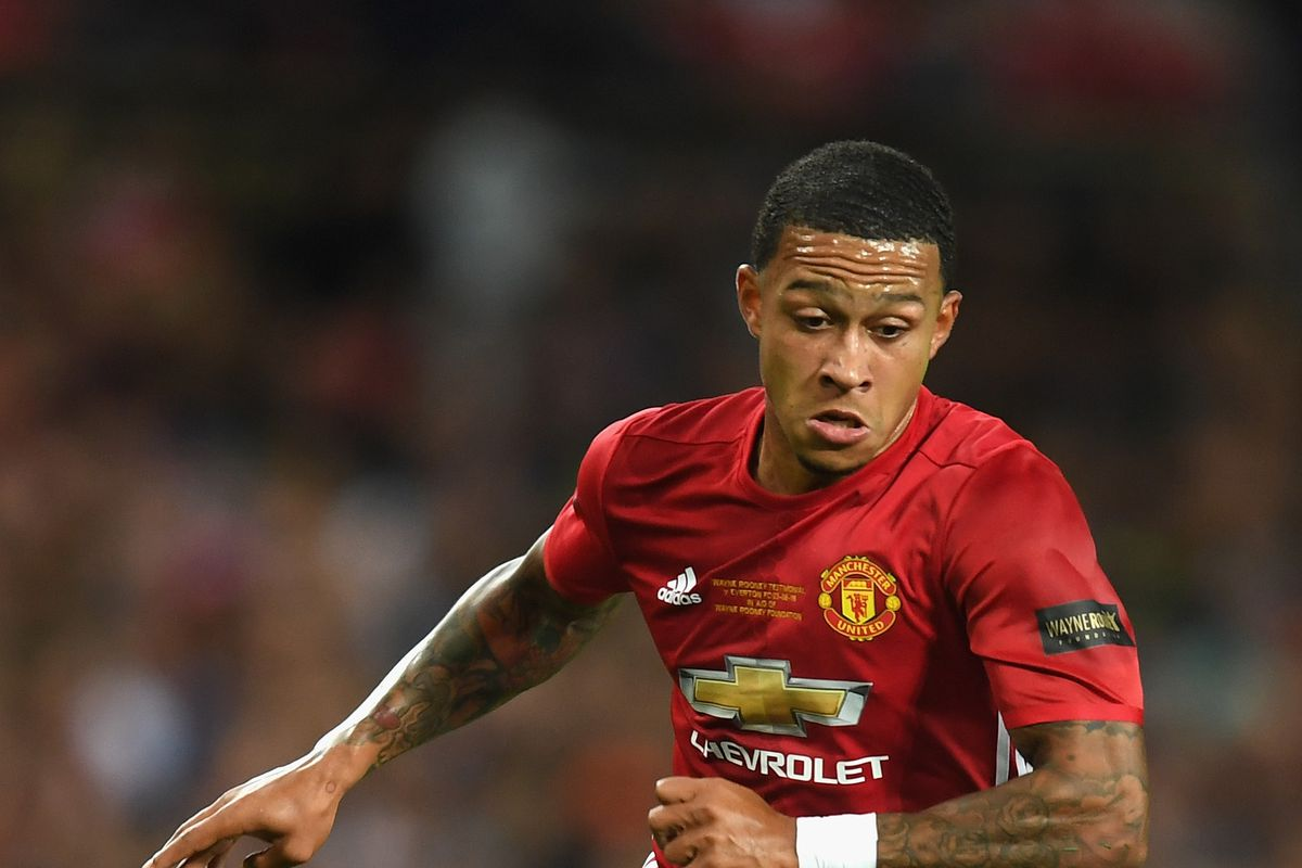 Roma Look to Memphis Depay as Winter Reinforcement Chiesa Di Totti