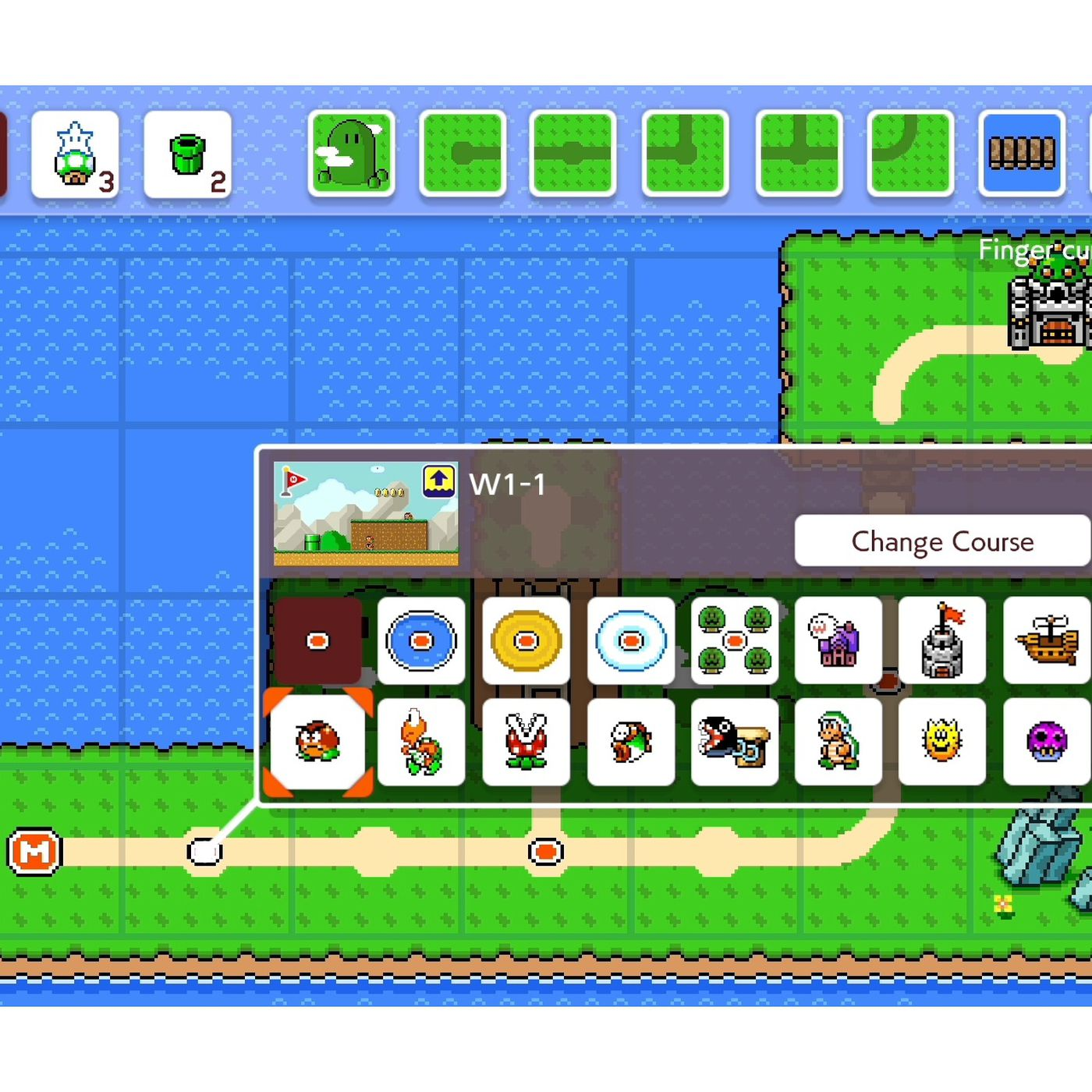 Super Mario Maker 2 Adds World Maker Mode For Building Entire