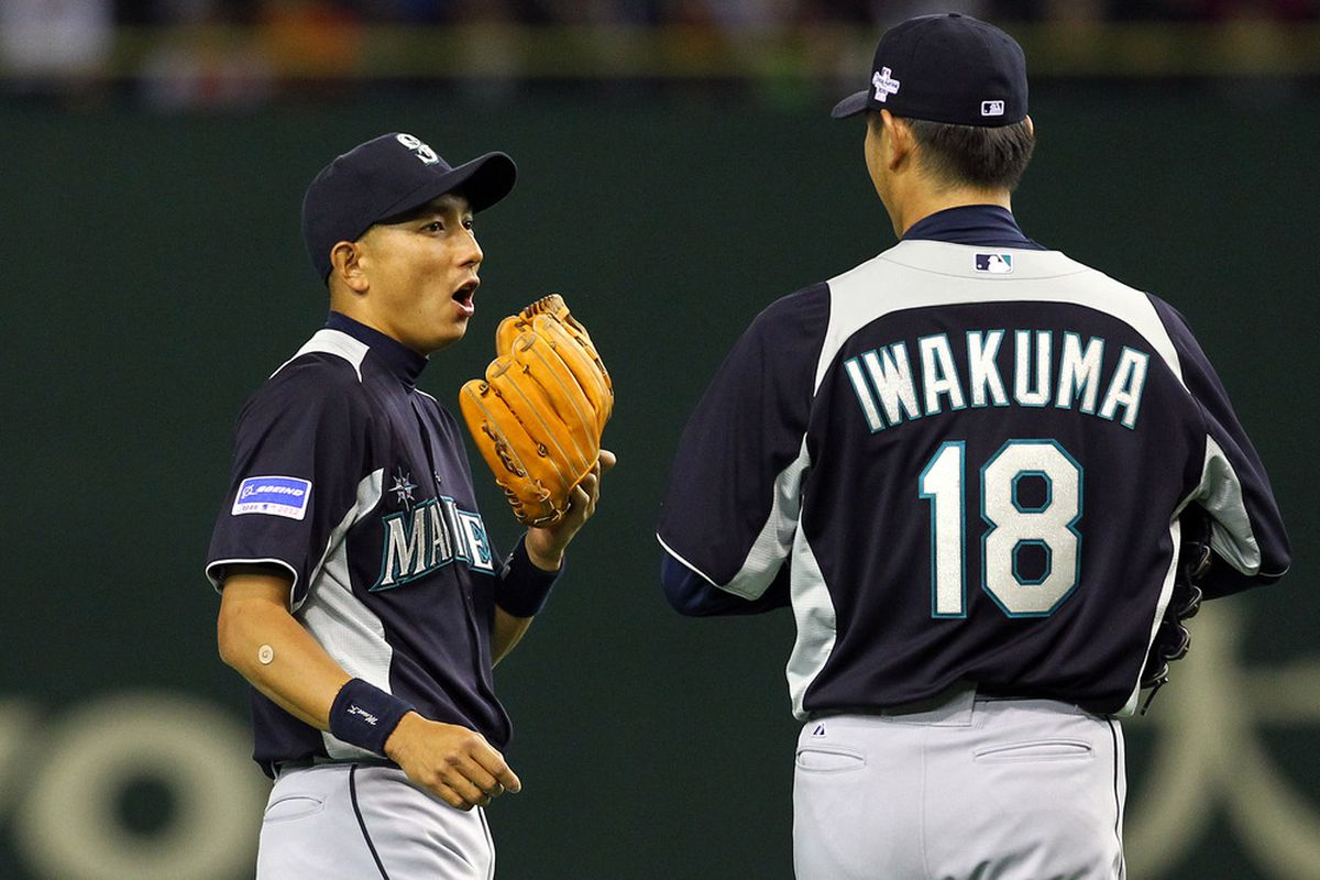 Why Are The A S And Mariners Playing Baseball In Japan Sbnation Com