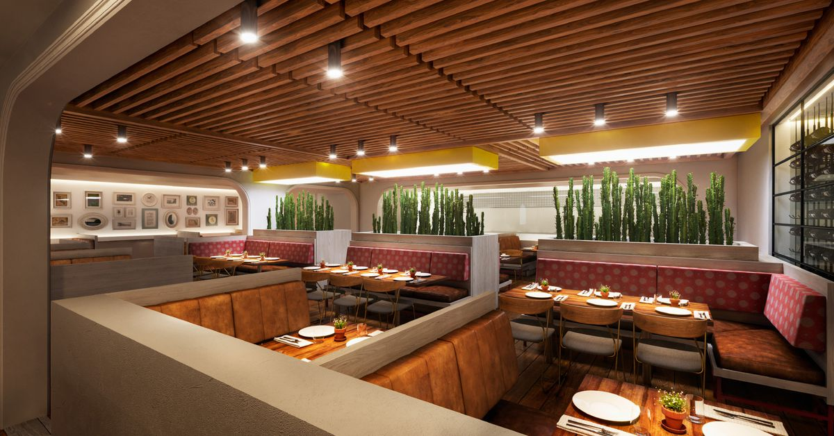 Check Out The Menu For Jalisco Norte Arriving In Dallas