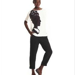 """<a href= """"http://www1.macys.com/campaign/social?campaign_id=202&channel_id=1&cm_sp=fashionstar-_-episode10-_-homepagelink&bundle_entryPath=/karaGallery""""> Fashion Star Cameo Tee & Maria Pants</a>, $29 and $69 Macy's"""
