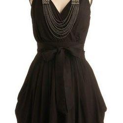 """<a href="""" http://www.modcloth.com/shop/dresses/let-s-rock-today-dress""""> Modcloth Let's Rock Today dress</a>, $89.99 modcloth.com"""