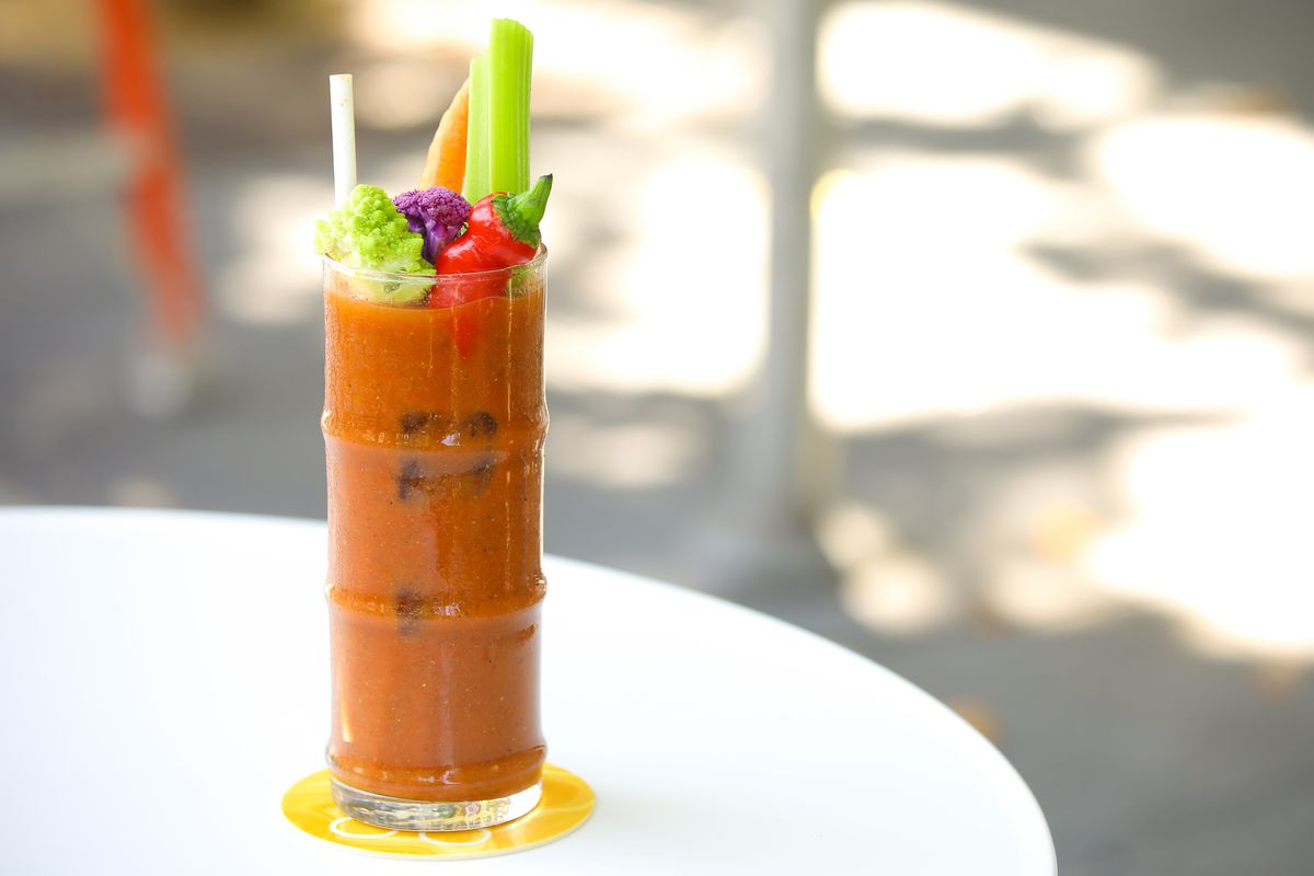 A blood Mary from Chezchez