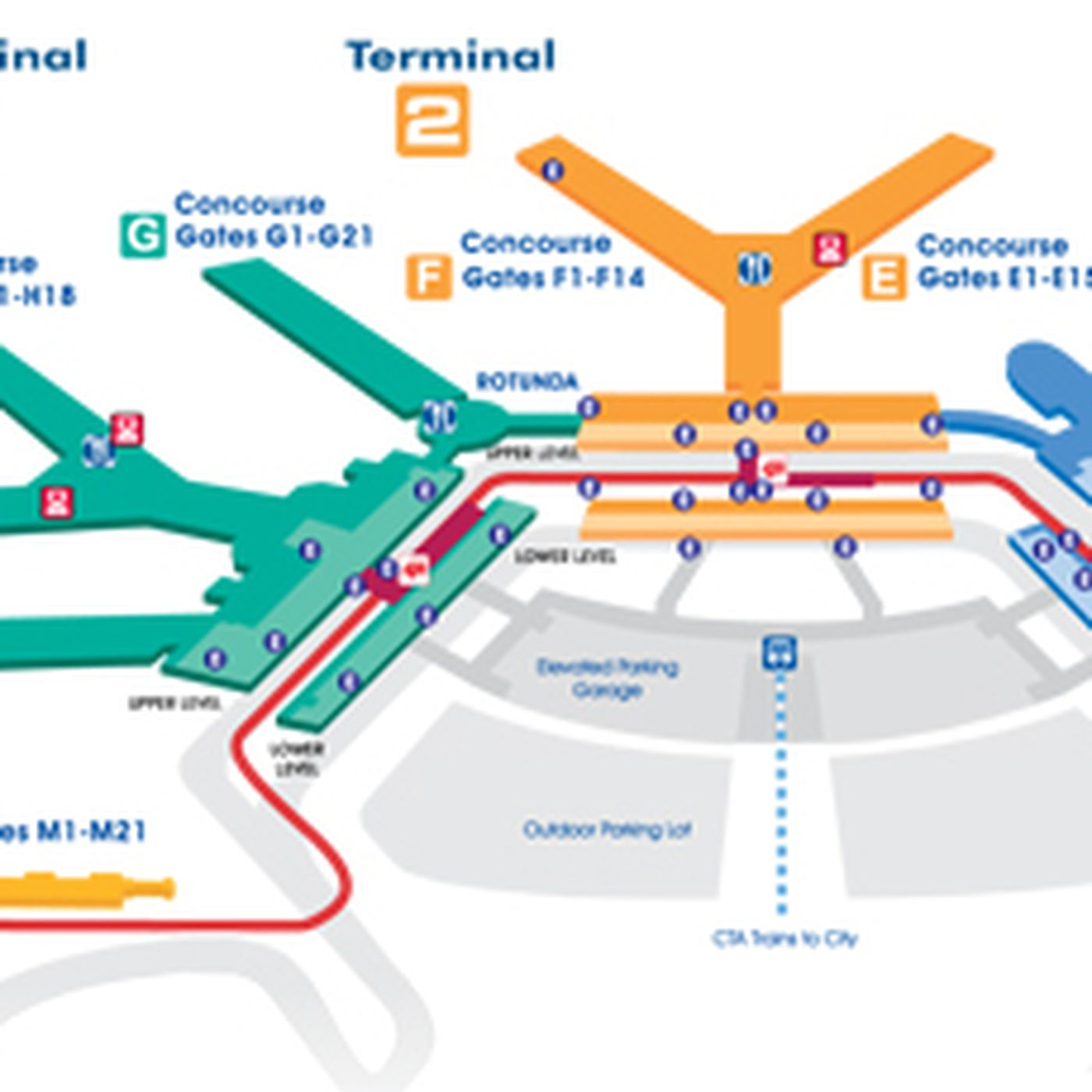 Where to Eat at O'Hare International Airport (ORD) - Eater ... on chicago o'hare flight map, ord airline terminal map, ord terminal 5 map, ord terminal 3 map, ord airport map, ord gate map, chicago airport map, flight ord to berlin map, chicago ship map,