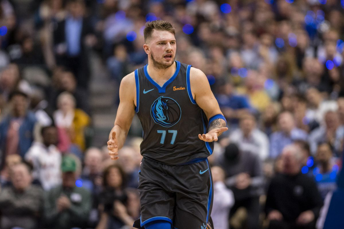 best sneakers 15468 71d1f How and why Luka Doncic should become an All-Star this ...